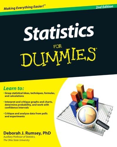 Statistics For Dummies