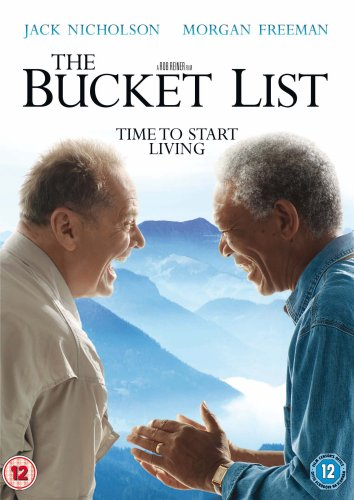 The Bucket List [DVD] [2008]