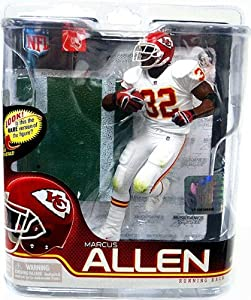 Marcus Allen NFL 27 McFarlane Kansas City Chiefs Chase Variant # 1000 by Unknown