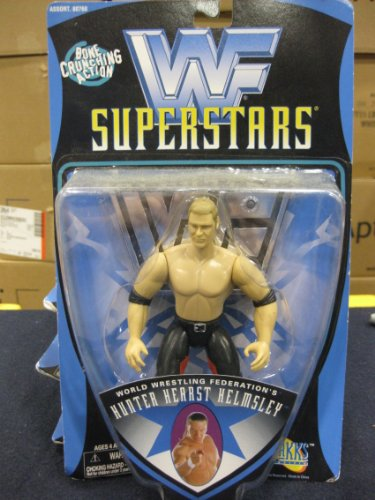 WWF Superstars - Hunter Hearst Helmsley - 1