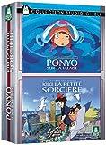 echange, troc Ponyo sur la falaise + Kiki la petite sorcière - coffret 2 DVD