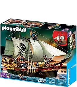 Pirates Ship by Playmobil