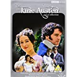 The Jane Austen BBC Collection Box Set: Pride & Prejudice / Persuasion / Northanger Abbey / Sense & Sensibility / Mansfield Park / Emma [Edizione: Regno Unito]di Doran Godwin