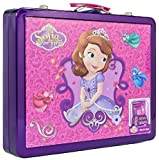 Sofia The First Filled Carry Tin Art Case