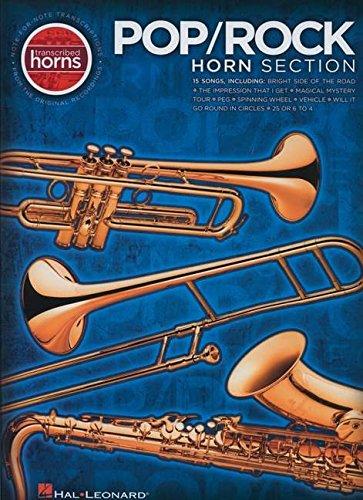 Pop/Rock Horn Section: Transcribed Horns