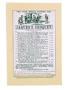 how to play croquet simple rules