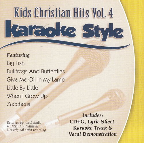 Daywind Karaoke Style: Kids Christian Hits, Vol. 4