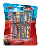 Cars Clip Top Pens, 6 Pack on blistercard (10817A)