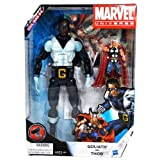 Hasbro Year 2010 Marvel Universe Series 2 HAMMER Exclusive 2 Pack Action Figure Set - GOLIATH (12 In
