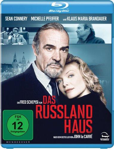 Das Russland Haus [Blu-ray]