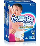 MamyPoko Large Size Pants (52 Count)