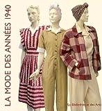 La mode des années 1940 : De la tenue d'alerte au