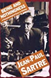 Being And Nothingness: An Essay in Phenomenological Ontology (0806522763) by Sartre, Jean-Paul
