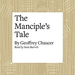 The Canterbury Tales: The Manciple's Tale (Modern Verse Translation) Audiobook