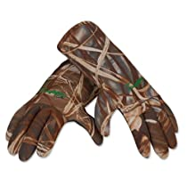 Camo Neoprene Decoy Gloves