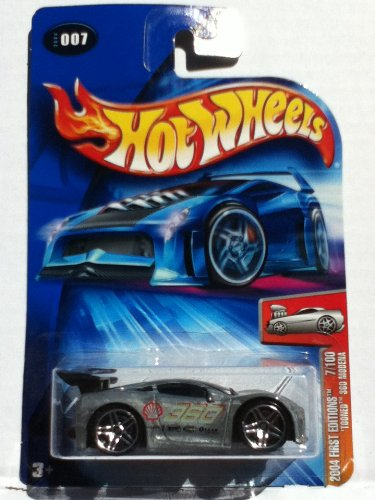 Hot wheels 2004 007 First Editions Tooned 360 Modena 7/100