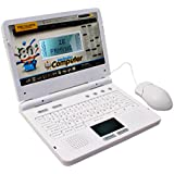 80 ACTIVITIES English Learner Kids Educational Laptop Kids Toys Toy Gift - N139