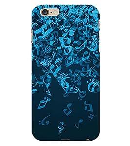 MUSIC Designer Back Case Cover for Apple iPhone 5C