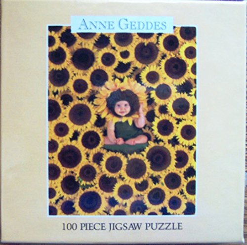 100 Piece Anne Geddes Puzzle (Sunflower Baby)