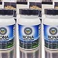 KONA KAVA Kava Extract Kavalactone 30% Premium Capsules (60)