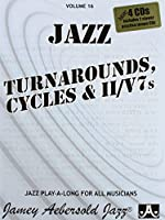 AEBERSOLD JAMEY - Tout instrument- Divers Auteurs - Turnarounds Cycles & II/V7'S Vol 16 + 2Cd