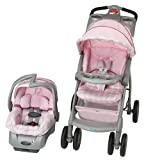 Evenflo Aura Select Travel System - Pink Cuddle Bear (Discontinued by Manufacturer)