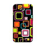 Garmor Seamless Colorful Design Plastic Back Cover For LG L70 D320N (Seamless Colorful - 2)