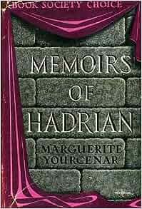 marguerite yourcenar memoirs of hadrian pdf