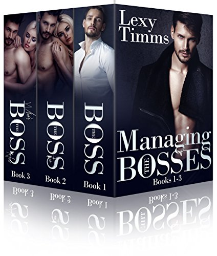 Managing the Bosses Box Set #1-3: Billionaire Romance