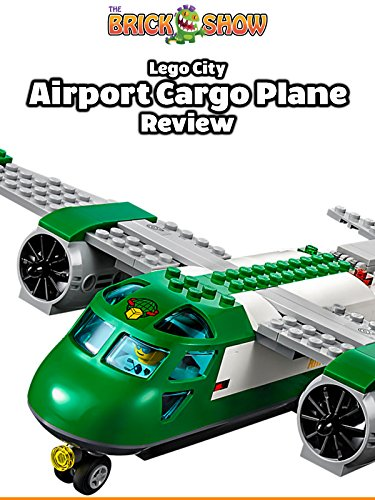 LEGO City Airport Cargo Plane Review (60101)