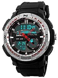 Skmei HMWA05S090C0 Analog-Digital Mens Watch