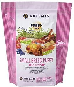 Artemis Fresh Mix - Small Breed Puppy - 4 lb