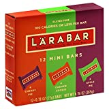 Larabar Variety Pack Mini Bars 9.36 OZ
