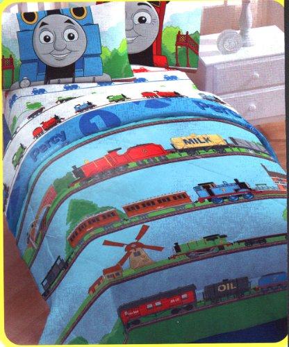 Train Sheets Twin
