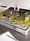 "NOCH 88101 Z Scale Briefcase Layout ""Blumenau"" with Rokuhan tracks 50 x 37 cm"