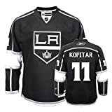 Anze Kopitar Los Angeles Kings NHL Youth Black Home Replica Jersey (Size Large/X-Large)