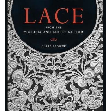Lace from the Victoria and Albert Museum (Paperback)