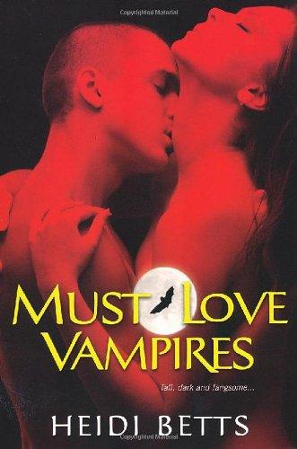 Image of Must Love Vampires