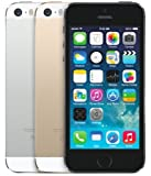 Apple iPhone 5S UNLOCKED Space Grey/Gold/Silver 16/32/64GB SIM FREE (32GB, Silver)
