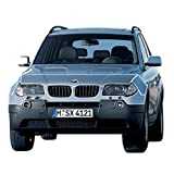 BMW Clear Protective Covering Foglight Coverings - X3 SAV 2005-2010