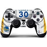 Skinit Golden State Warriors PS4 Controller Skin - NBAPI (players) Skin - Ultra Thin, Lightweight Vinyl Decal Protection