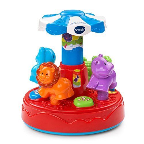 VTech Spin and Learn Color Carousel - Online Exclusive - 1