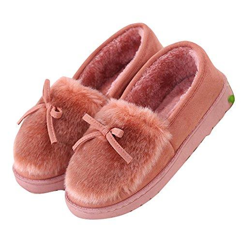femmes-chaud-anti-derapant-peluche-pantoufles-chaussons-chaussures-dinterieur-house-shoes-caoutchouc