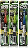 Gum Toothbrush Star Wars Flash Light,Color May Vary (Pack Of 3)