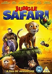 Jungle Safari [DVD]