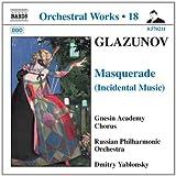 Glazunov: Orchestral Works Vol.18 Glazunov