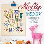 Mollie Makes Embroidery: Adorable Sti...