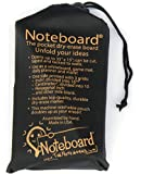 Noteboard: The Whiteboard that Folds Up from Full-Size to Pocket-Size!
