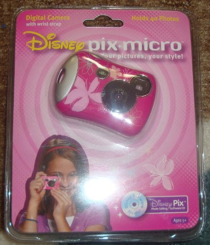 Disney Pix Micro Digital Camera - 1