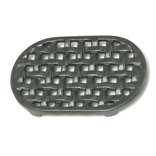 Minuteman International TWI-04 Cast Iron Oval Trivet (Minuteman Kettle compare prices)